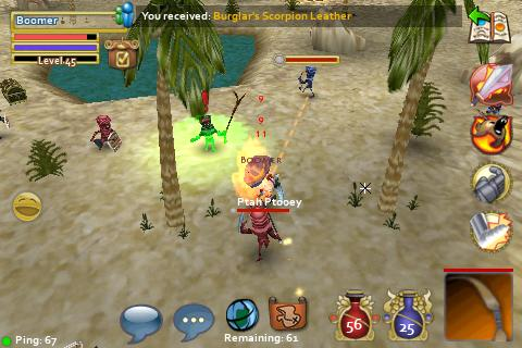 Top 5 MMORPGs For iOS - Byte Revel