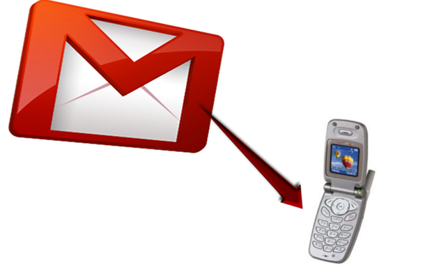 sending text messages to email