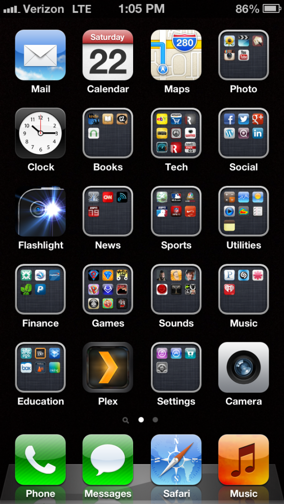 How To Organize Your Apps On An Iphone Byte Revel