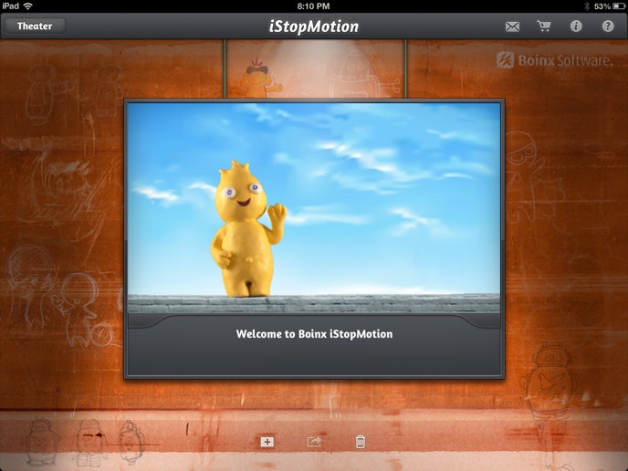how to make stop motion animation with ipad